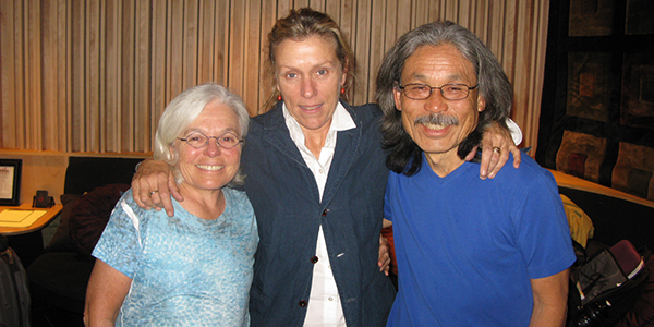 Frances-McDormand-with-NancyKelly-and-KenjiYamamoto